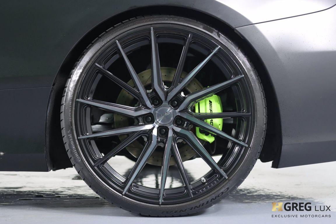 2016 Mercedes Benz S Class AMG S 63 #26