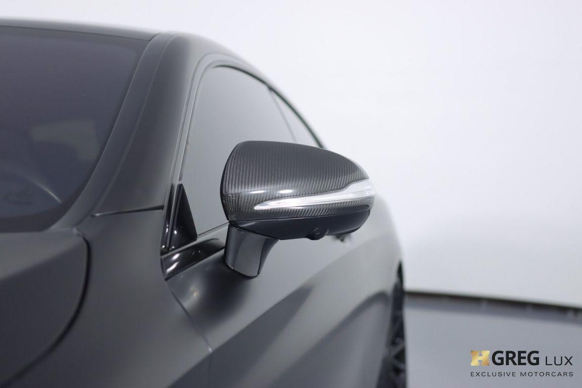 2016 Mercedes Benz S Class AMG S 63 #8