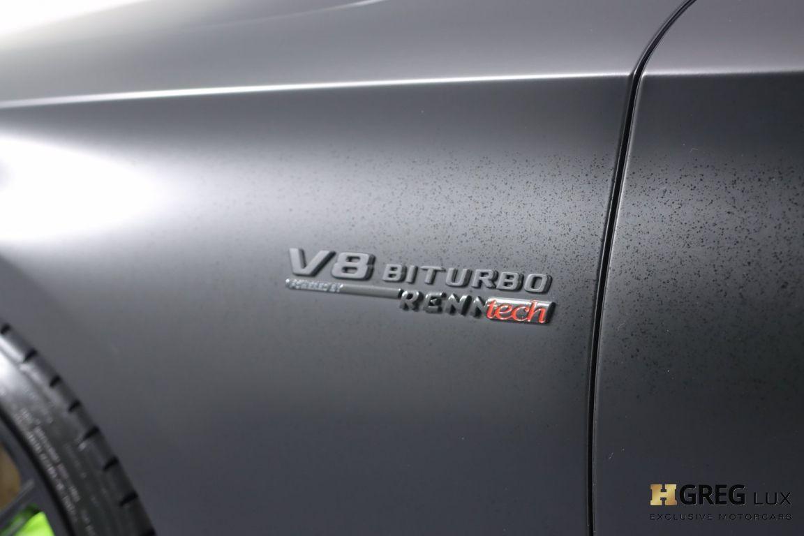 2016 Mercedes Benz S Class AMG S 63 #24