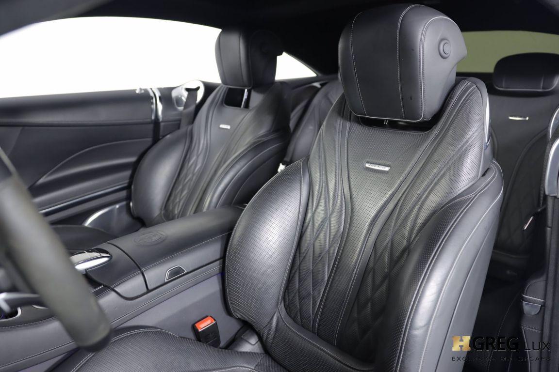 2016 Mercedes Benz S Class AMG S 63 #2