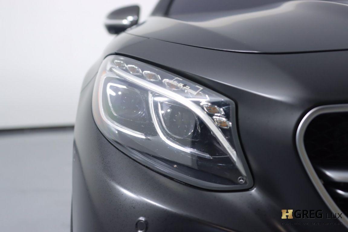 2016 Mercedes Benz S Class AMG S 63 #4