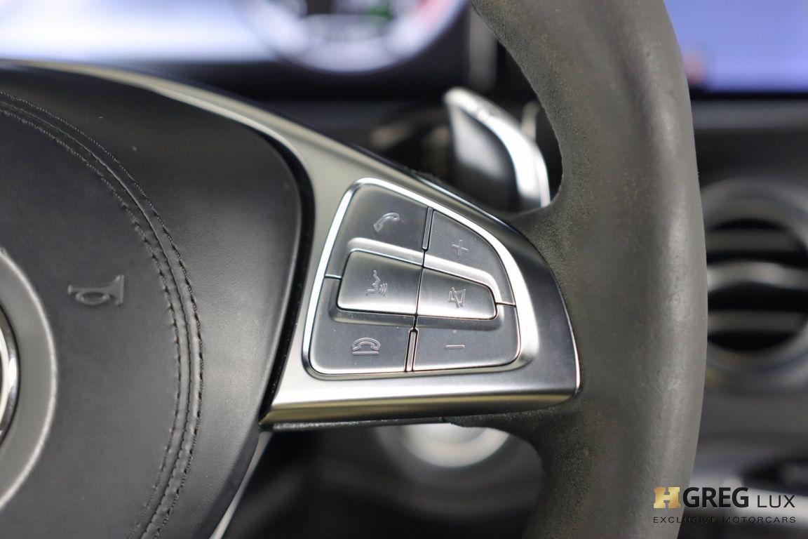 2016 Mercedes Benz S Class AMG S 63 #50