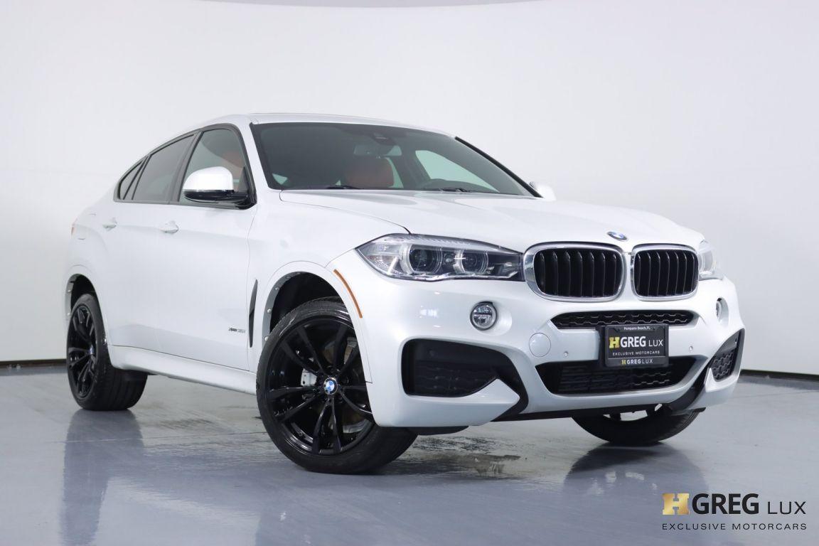 2018 BMW X6 xDrive35i #25