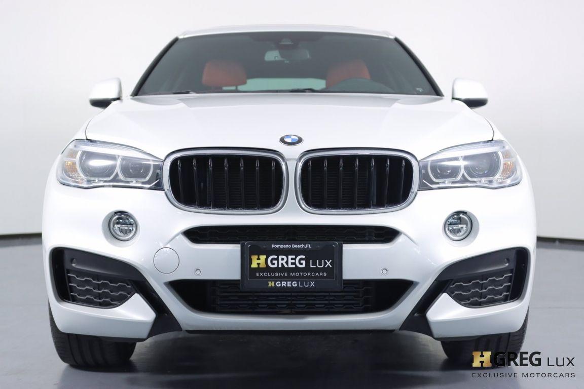 2018 BMW X6 xDrive35i #3
