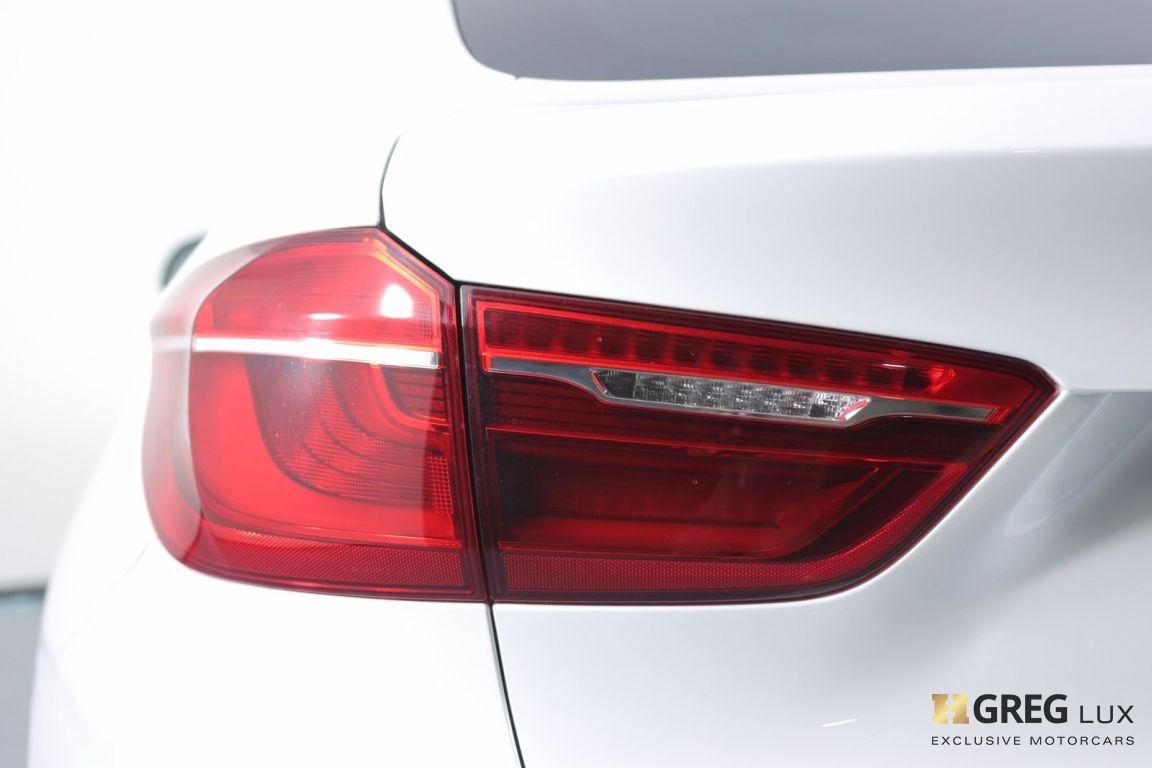 2018 BMW X6 xDrive35i #15