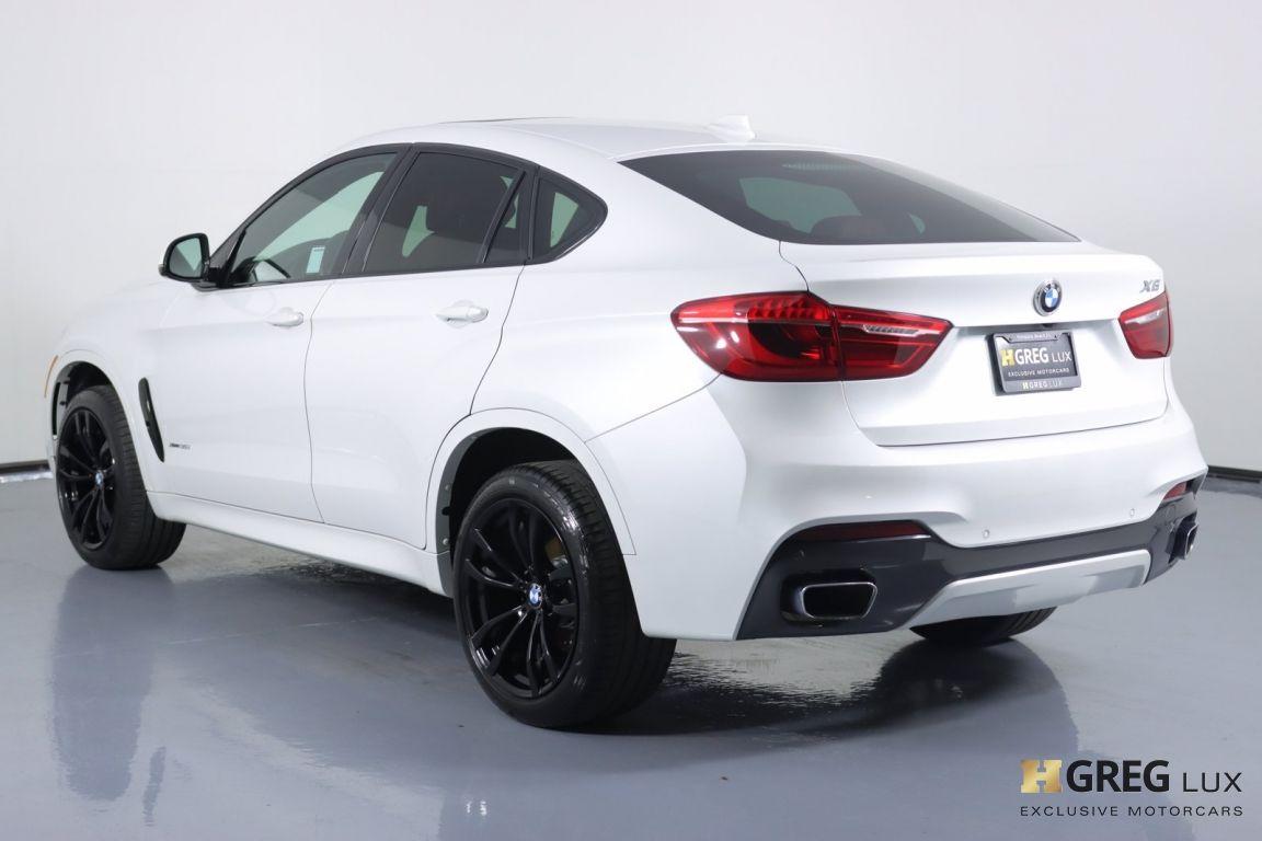 2018 BMW X6 xDrive35i #18