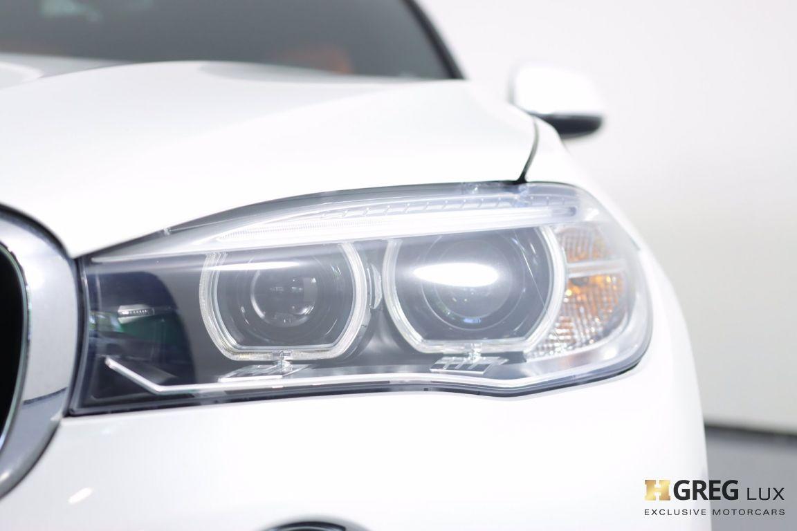 2018 BMW X6 xDrive35i #5