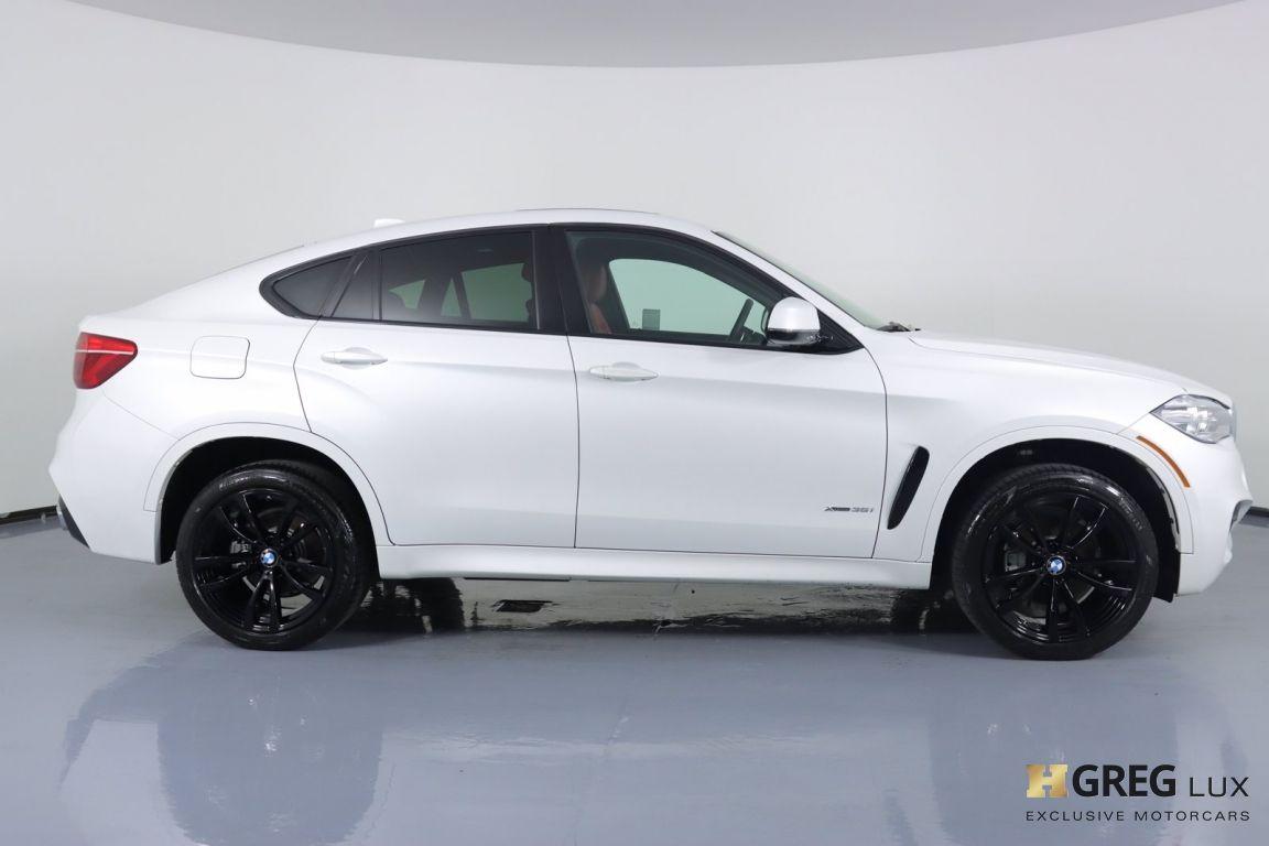 2018 BMW X6 xDrive35i #8