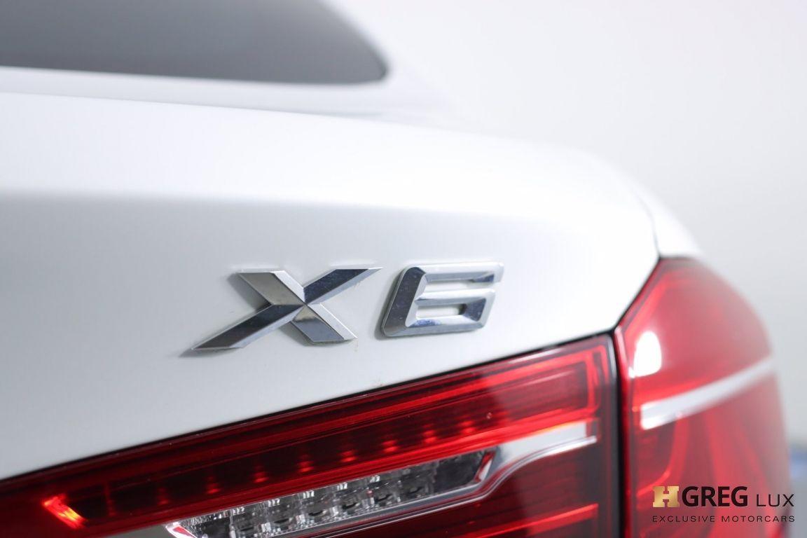 2018 BMW X6 xDrive35i #17