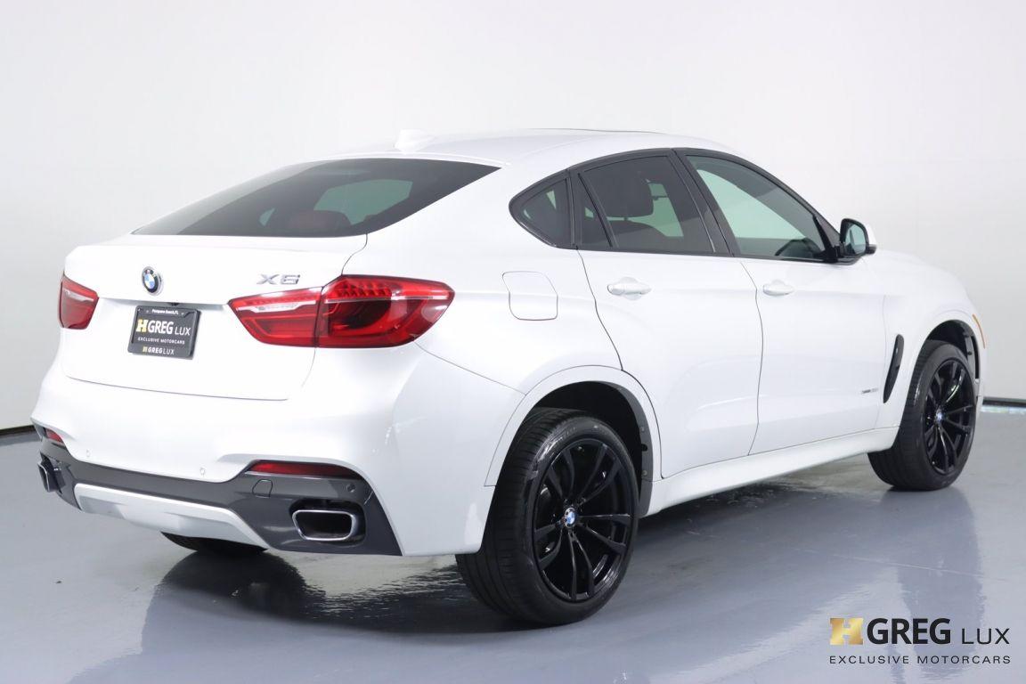 2018 BMW X6 xDrive35i #13