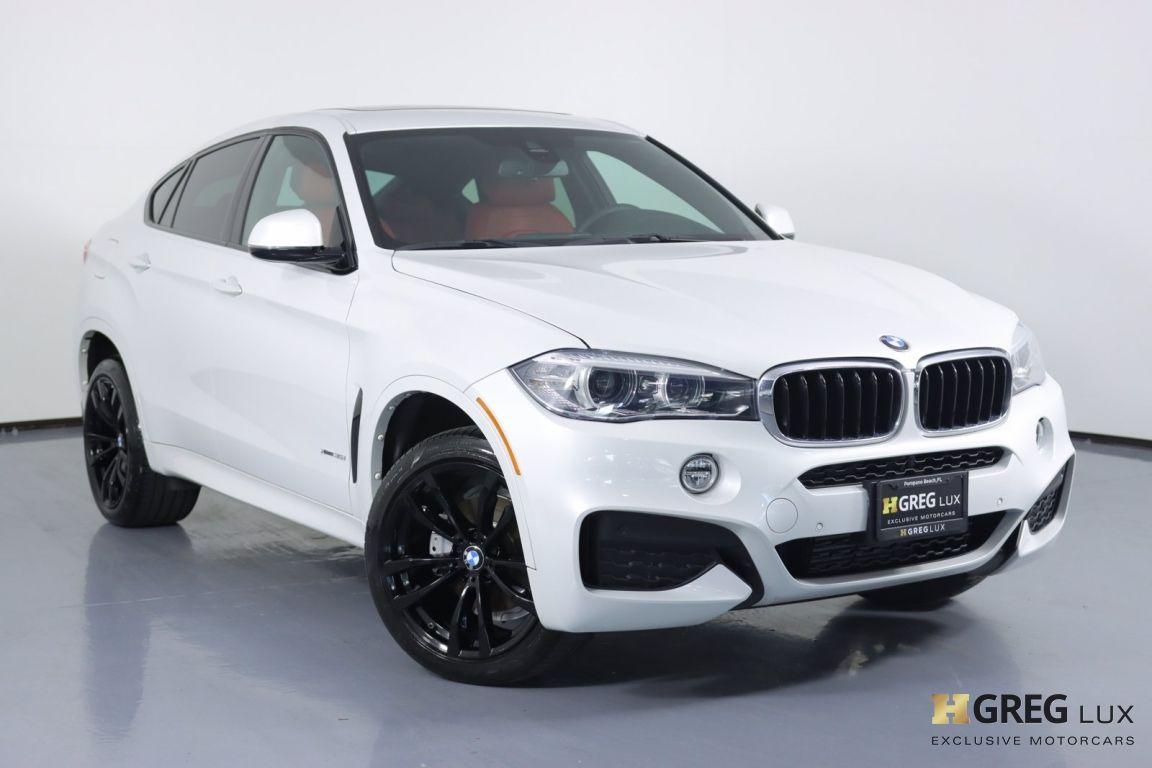 2018 BMW X6 xDrive35i #0