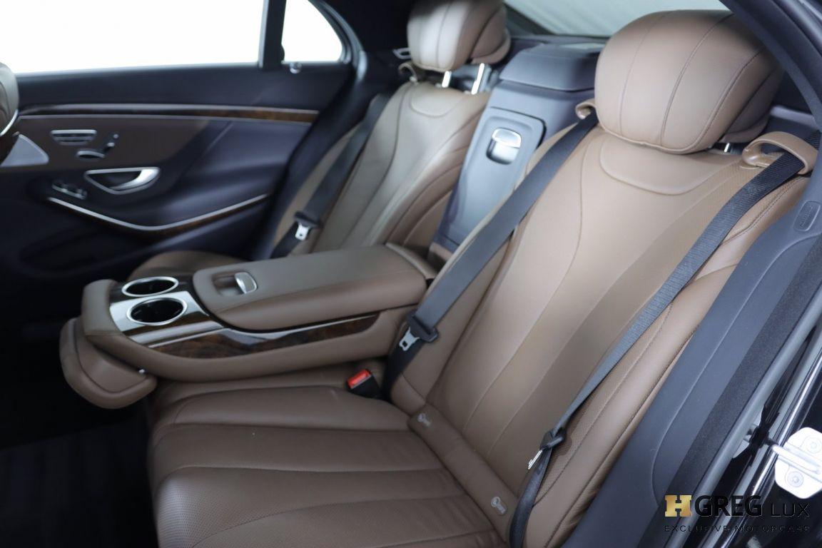 2016 Mercedes Benz S Class S 550 #31