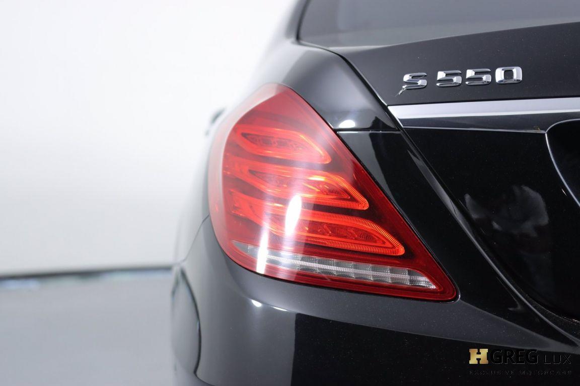 2016 Mercedes Benz S Class S 550 #17