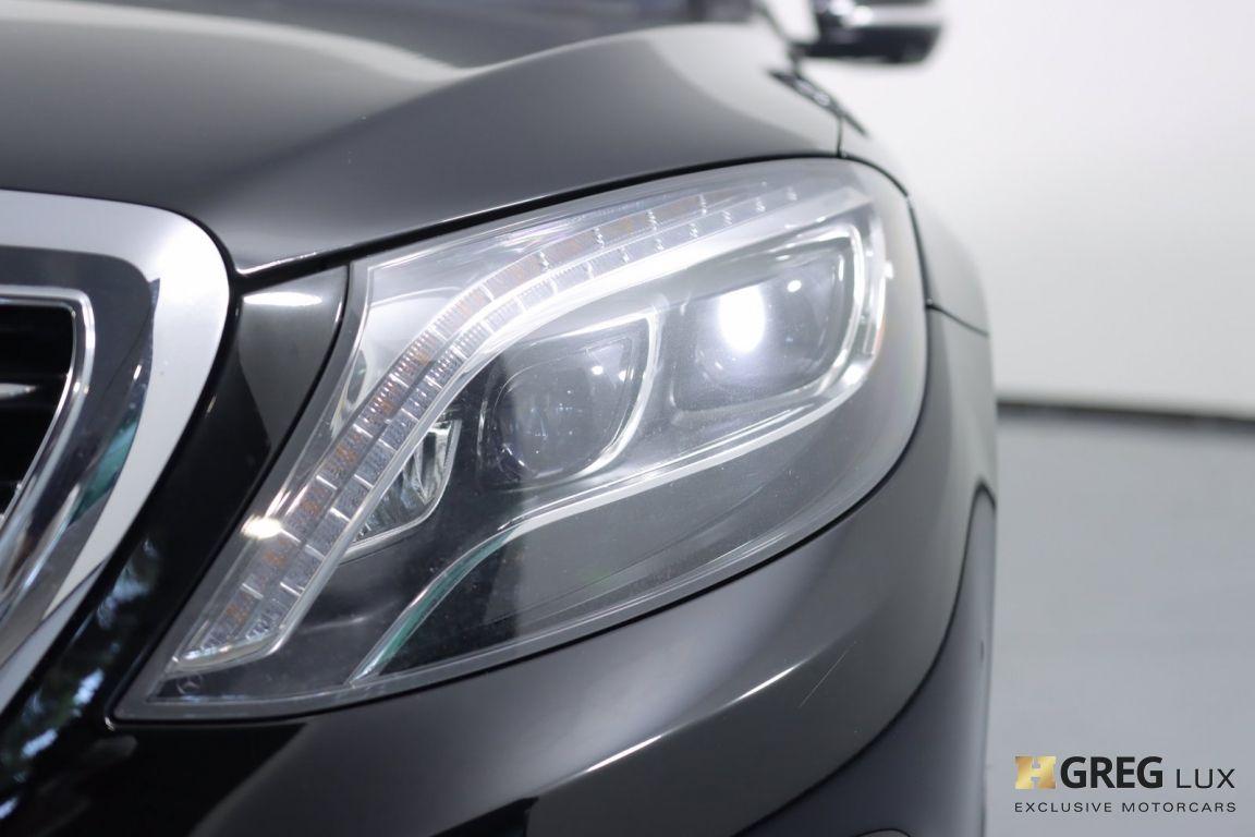 2016 Mercedes Benz S Class S 550 #5