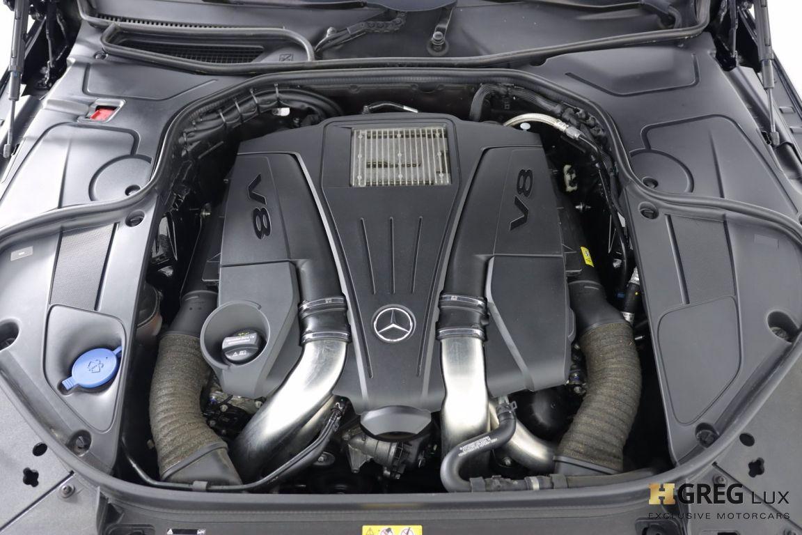 2016 Mercedes Benz S Class S 550 #55