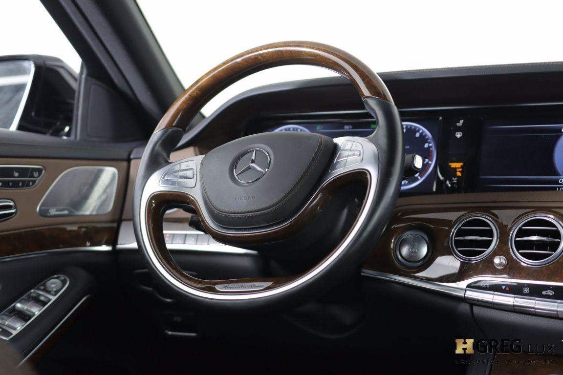 2016 Mercedes Benz S Class S 550 #49