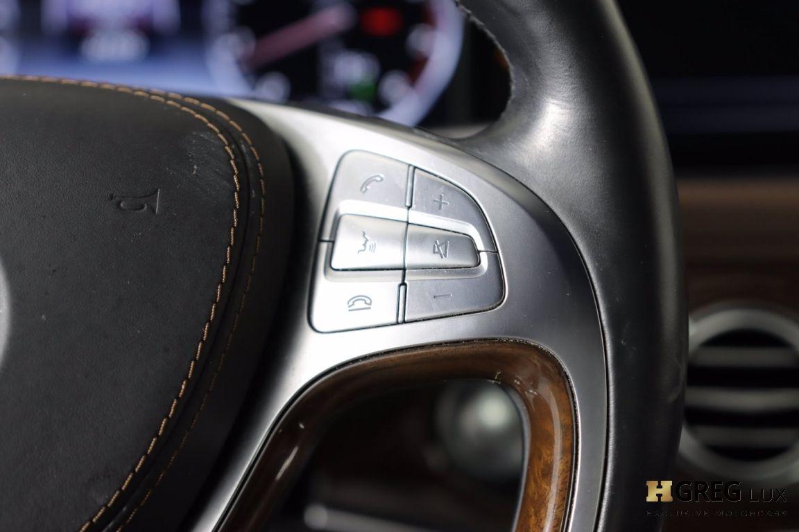 2016 Mercedes Benz S Class S 550 #52