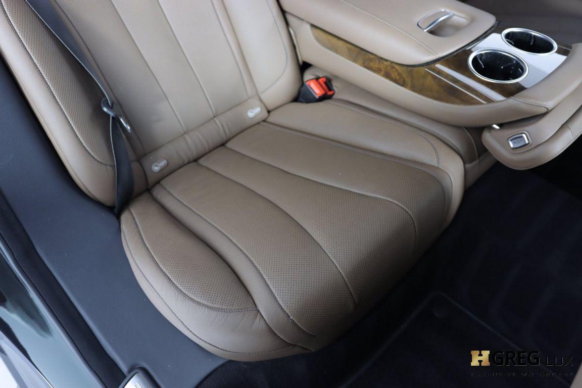 2016 Mercedes Benz S Class S 550 #36