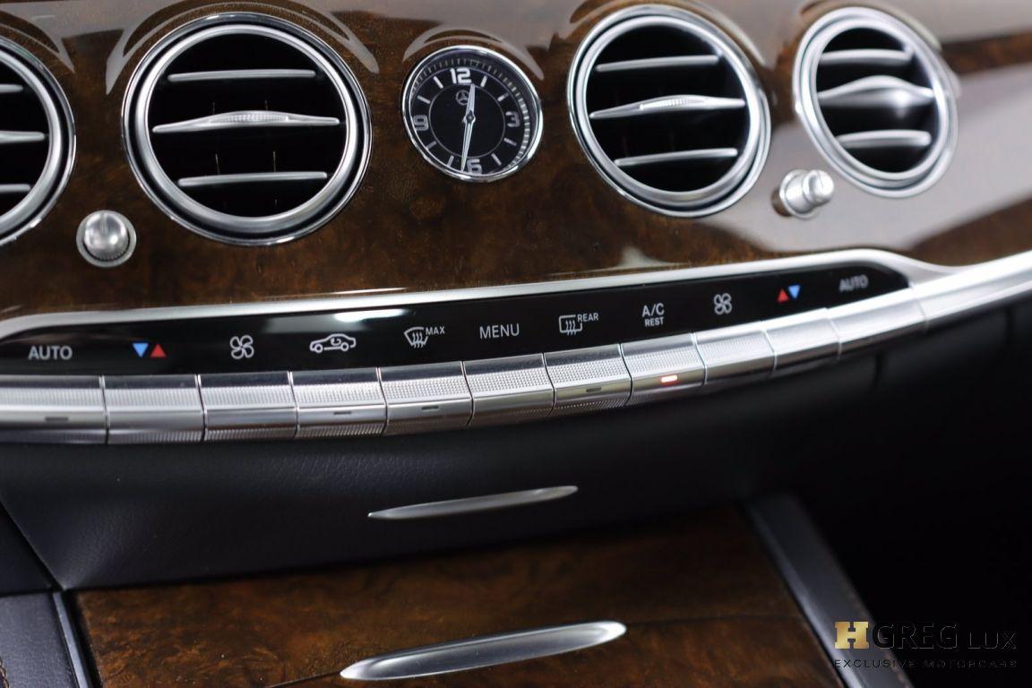 2016 Mercedes Benz S Class S 550 #44