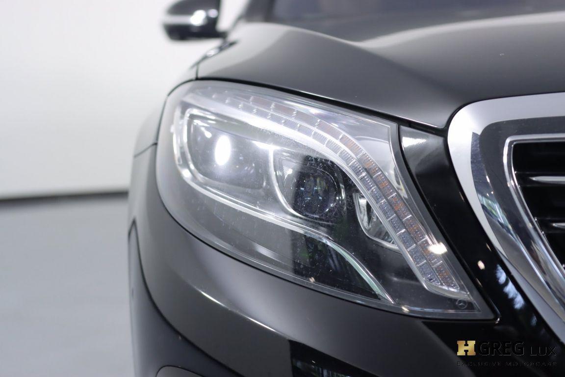 2016 Mercedes Benz S Class S 550 #4