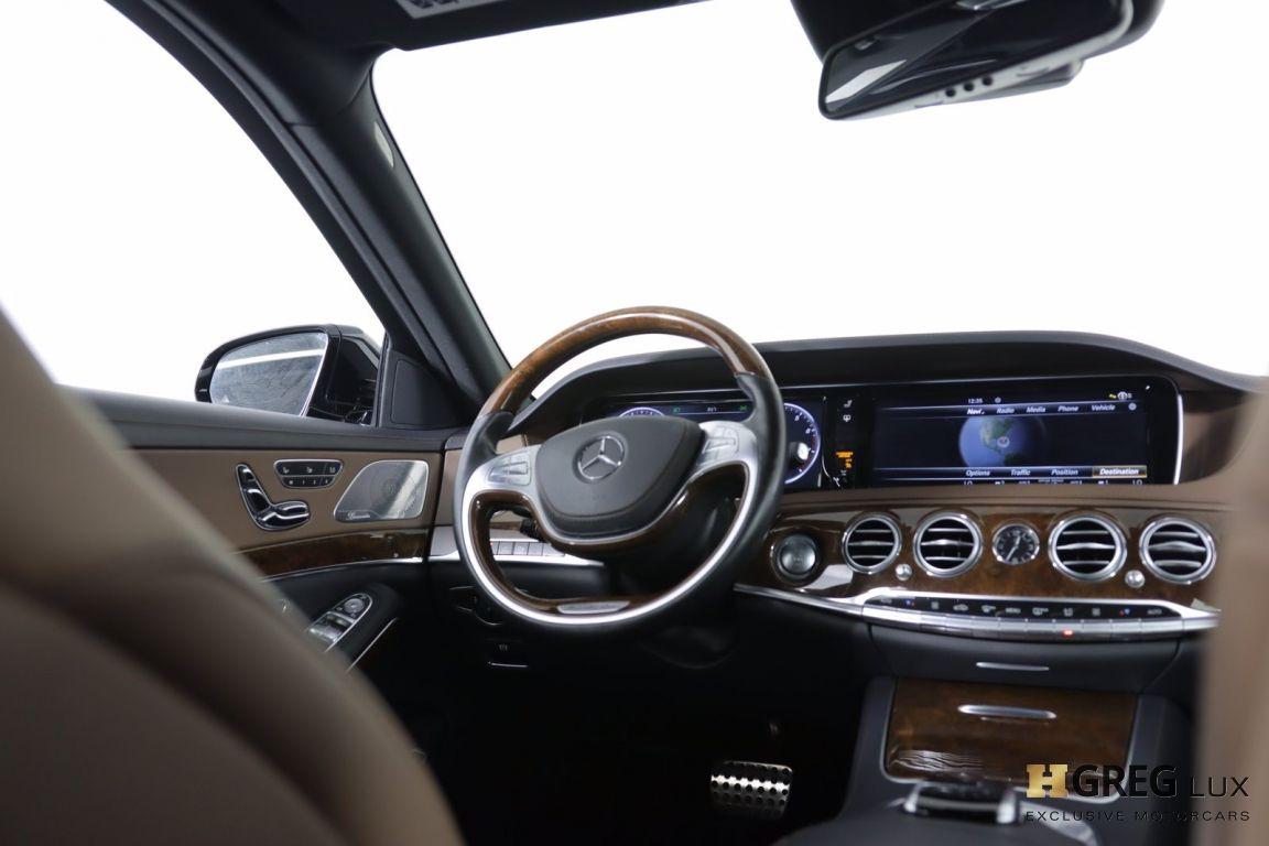 2016 Mercedes Benz S Class S 550 #50