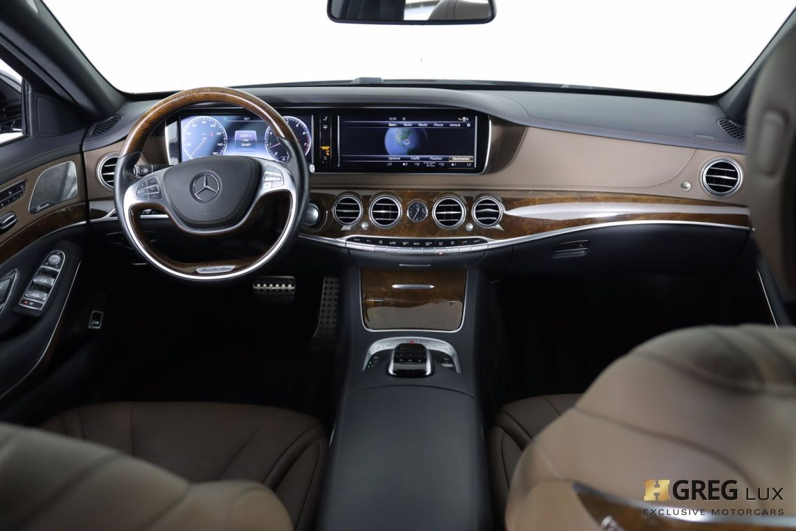 2016 Mercedes Benz S Class S 550 #53