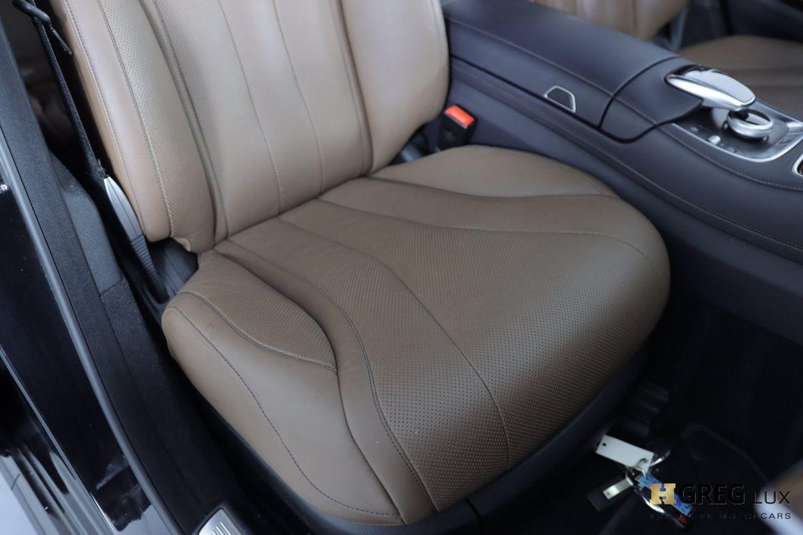 2016 Mercedes Benz S Class S 550 #34