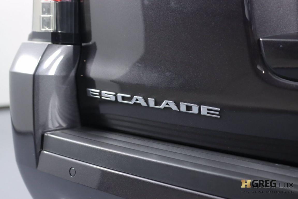 2017 Cadillac Escalade Luxury #19