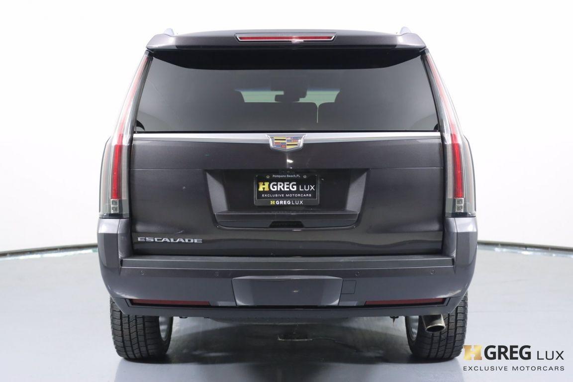 2017 Cadillac Escalade Luxury #16