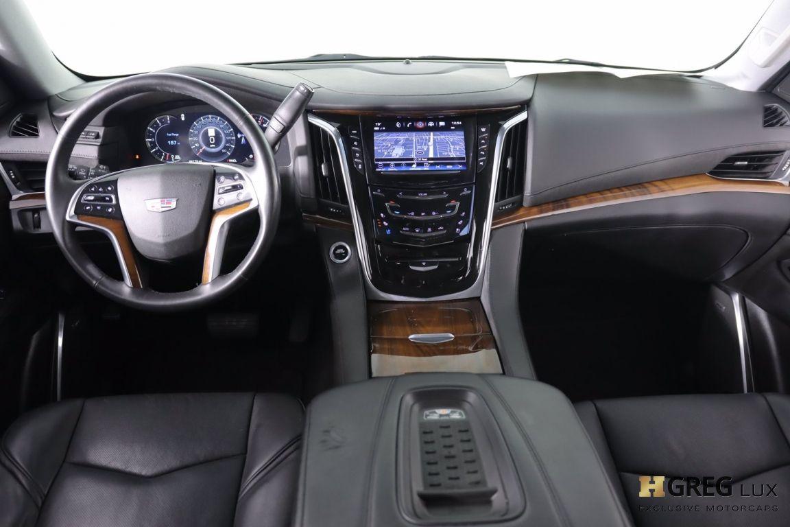 2017 Cadillac Escalade Luxury #49