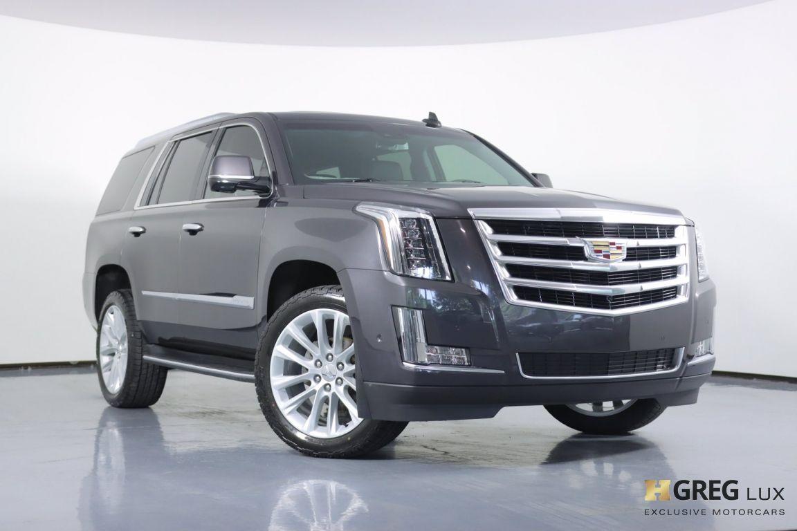 2017 Cadillac Escalade Luxury #26