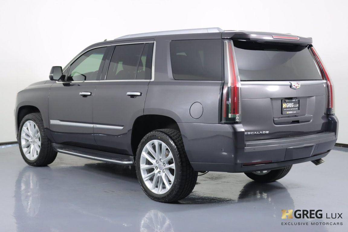 2017 Cadillac Escalade Luxury #20