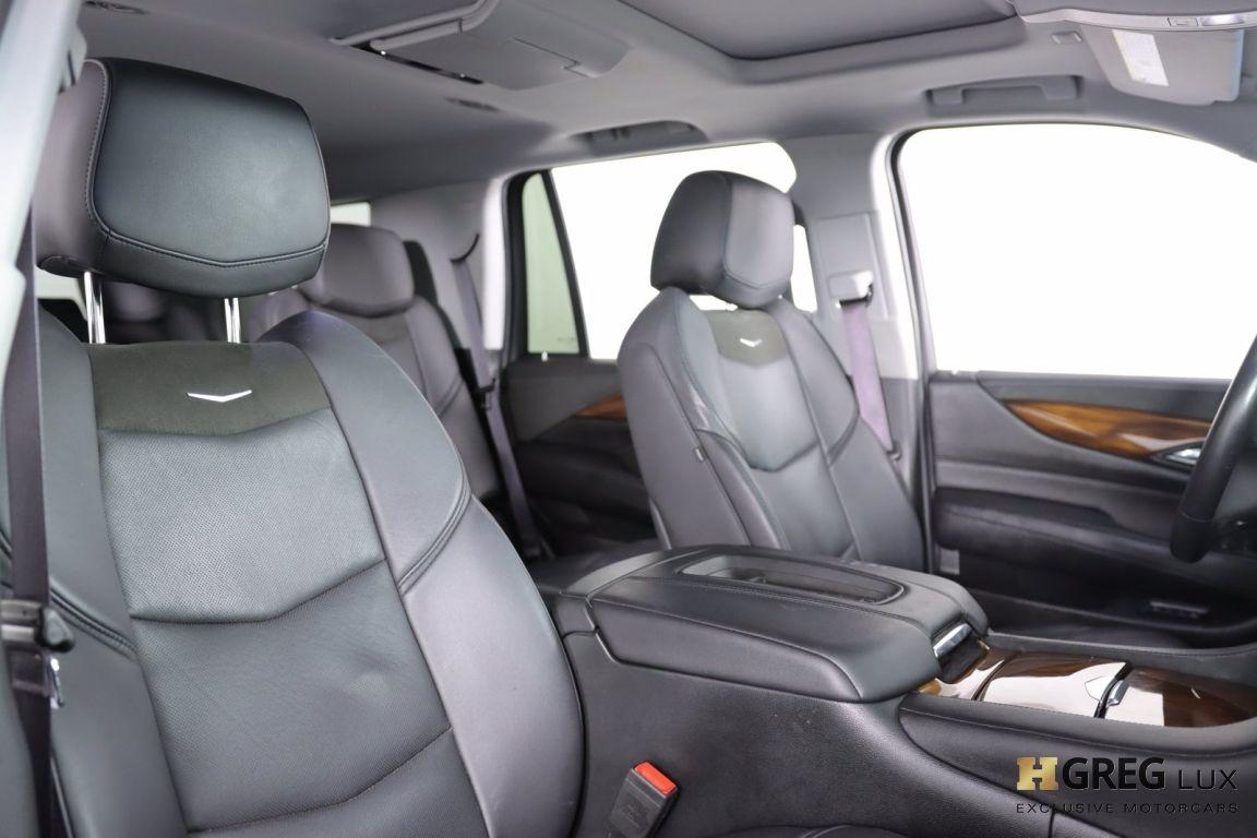 2017 Cadillac Escalade Luxury #31