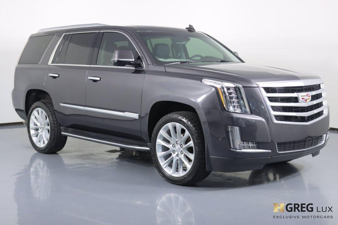 2017 Cadillac Escalade Luxury #9