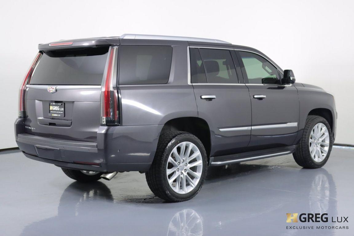 2017 Cadillac Escalade Luxury #15