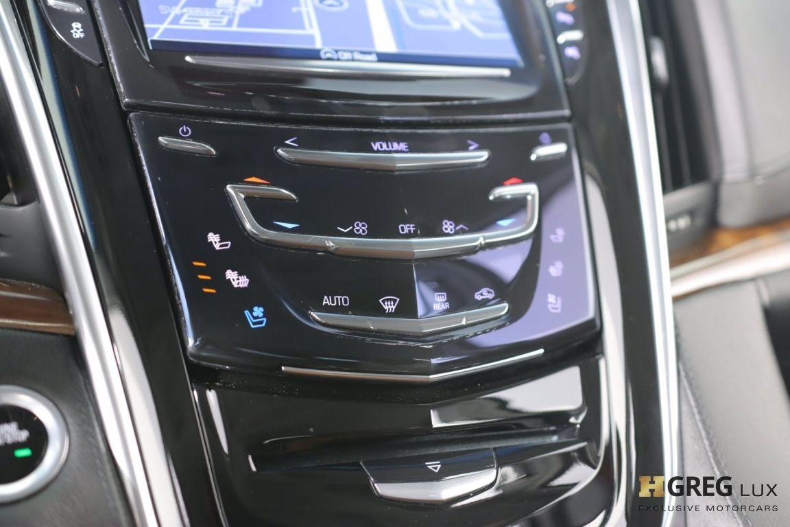 2017 Cadillac Escalade Luxury #41
