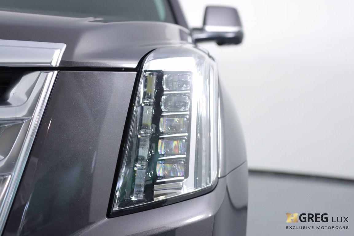 2017 Cadillac Escalade Luxury #5