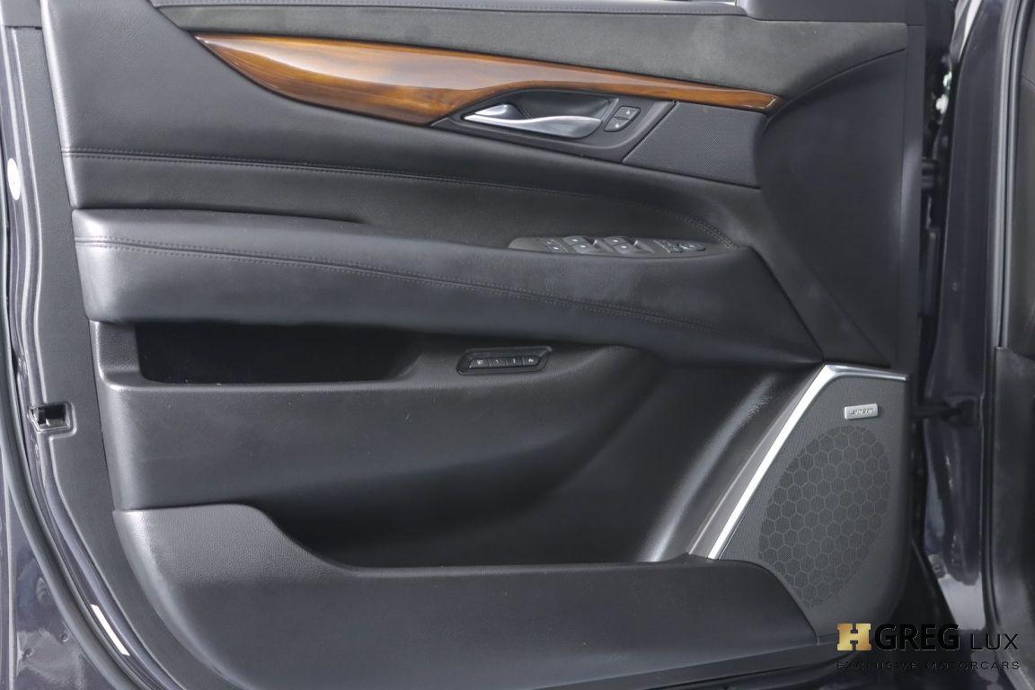 2017 Cadillac Escalade Luxury #36