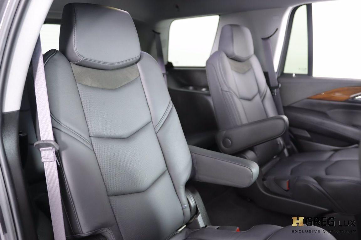 2017 Cadillac Escalade Luxury #33