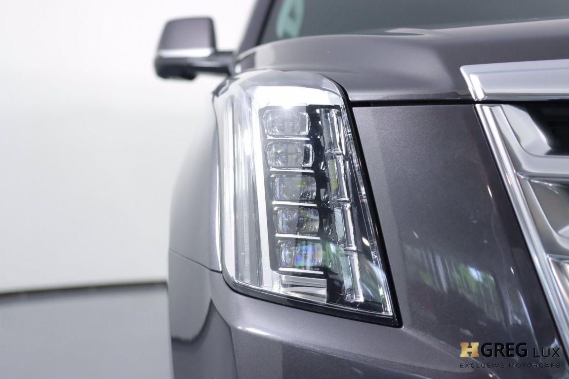 2017 Cadillac Escalade Luxury #4