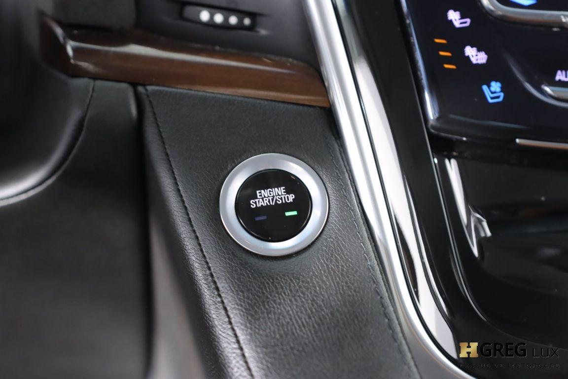 2017 Cadillac Escalade Luxury #42