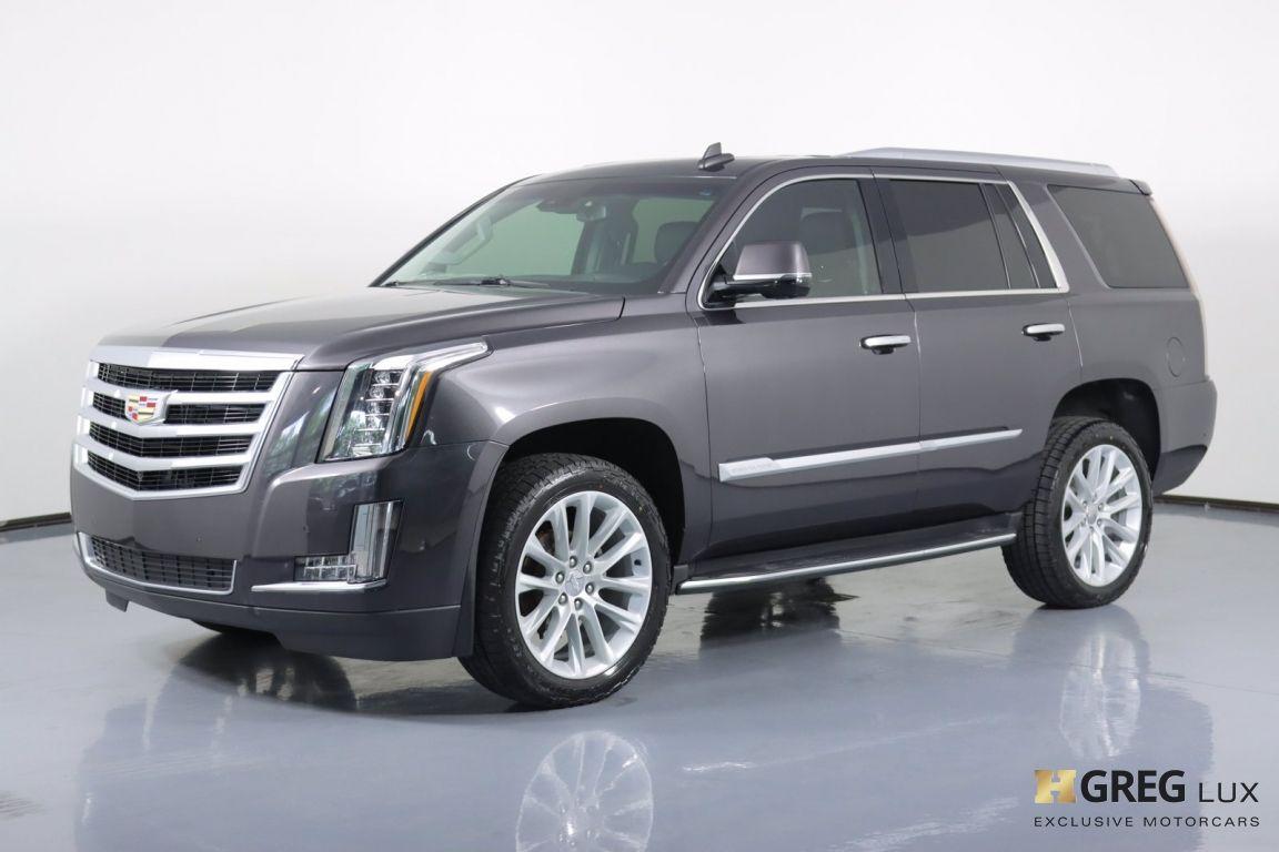 2017 Cadillac Escalade Luxury #25