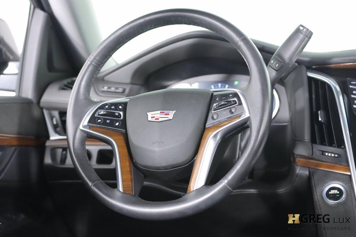 2017 Cadillac Escalade Luxury #46