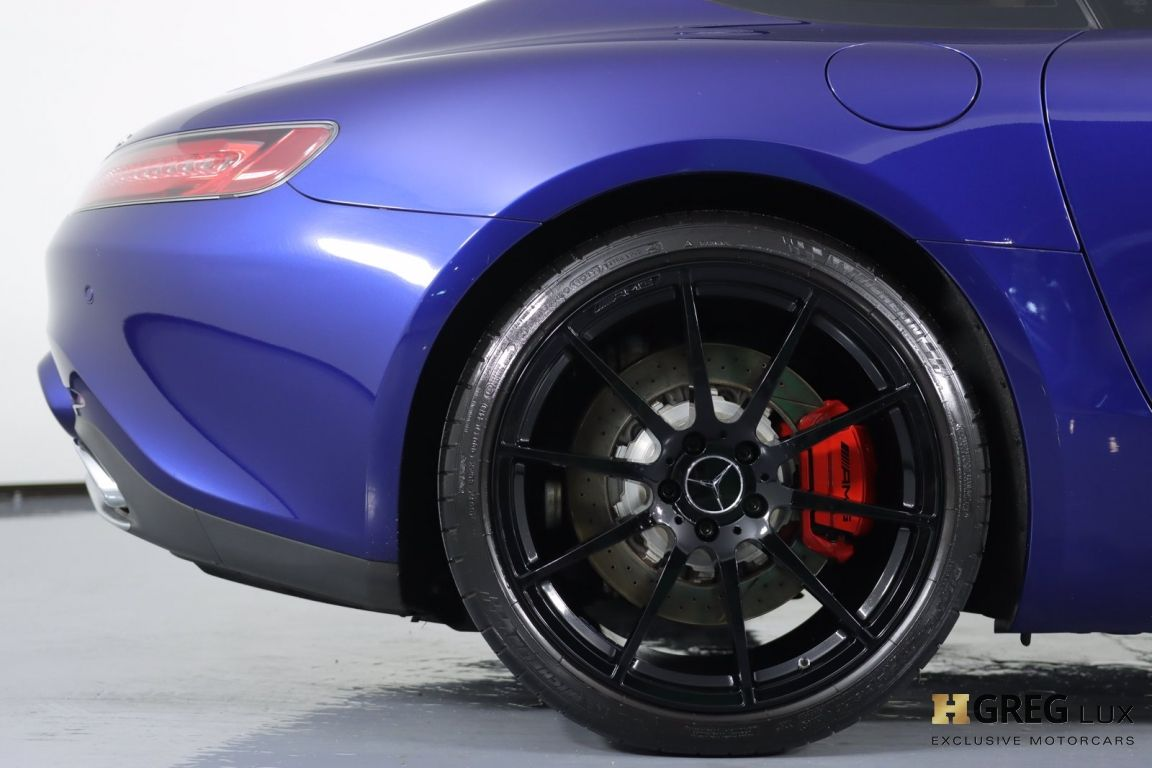 2016 Mercedes Benz AMG GT S #13