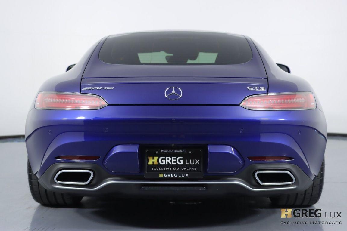 2016 Mercedes Benz AMG GT S #16