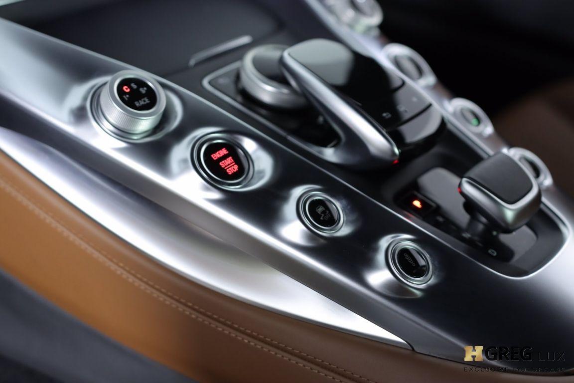 2016 Mercedes Benz AMG GT S #40