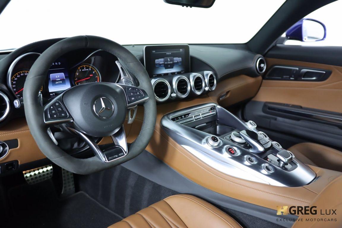 2016 Mercedes Benz AMG GT S #1