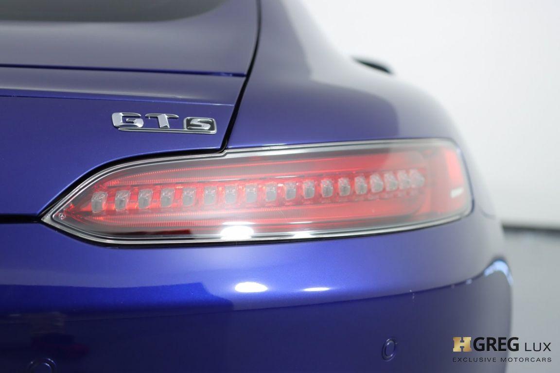 2016 Mercedes Benz AMG GT S #18