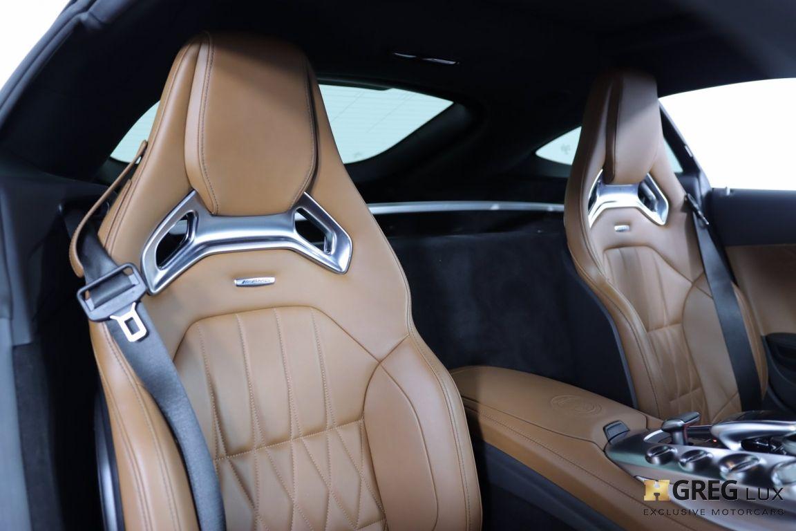 2016 Mercedes Benz AMG GT S #31