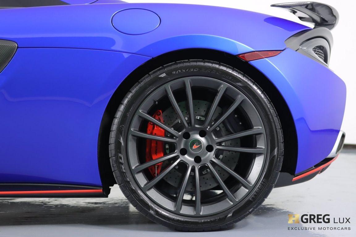2018 McLaren 570S Spider #25